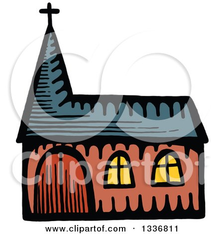 450x470 Royalty Free (Rf) Clipart Of Churches, Illustrations, Vector