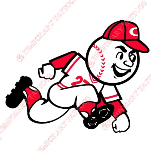 500x500 Cincinnati Reds Temp Tattoos Customize Temporary Tattoos,kids