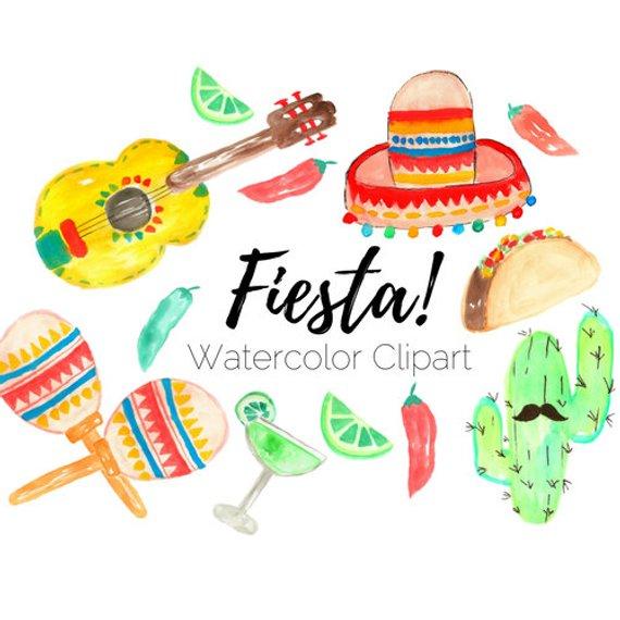 570x570 Fiesta Clip Art