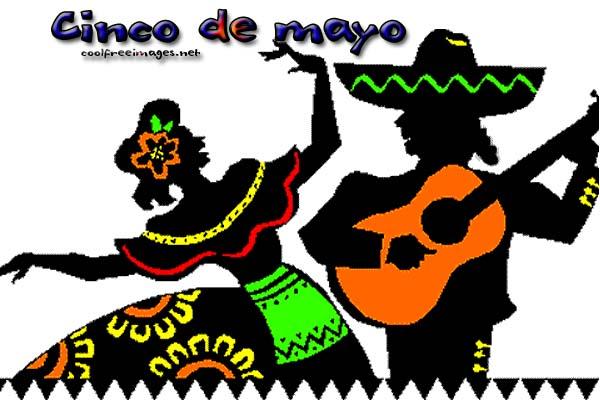 600x400 Cinco De Mayo Clip Art Free