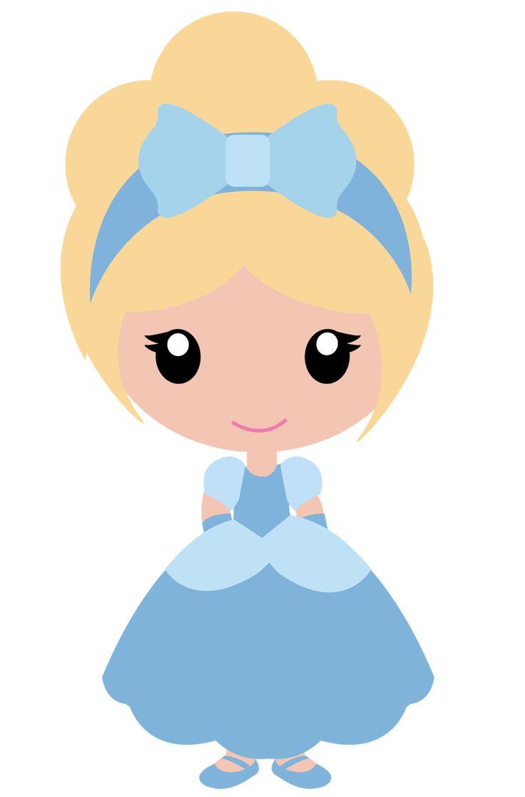 736x1117 Cinderella Princess Clipart