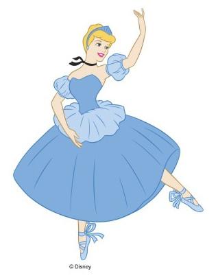 318x405 Clip Art Ballerina Cinderella (1) Posted To Ballerina
