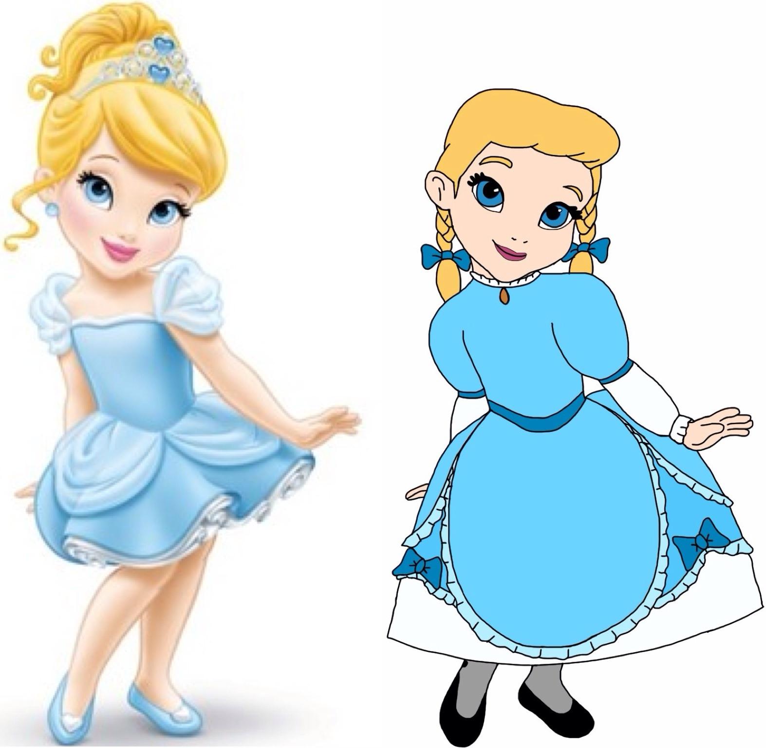 1573x1536 Child Cinderella Redo By 1zutarafan