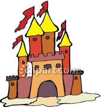331x350 Lovely Clipart Of Castle
