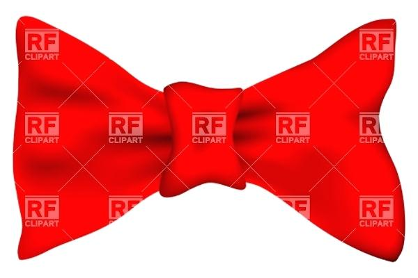 600x400 Bowtie Clip Art Free Red Bow Tie Royalty Free Vector Clip Art