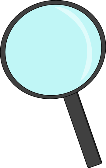 348x550 Clipart Magnifying Glass