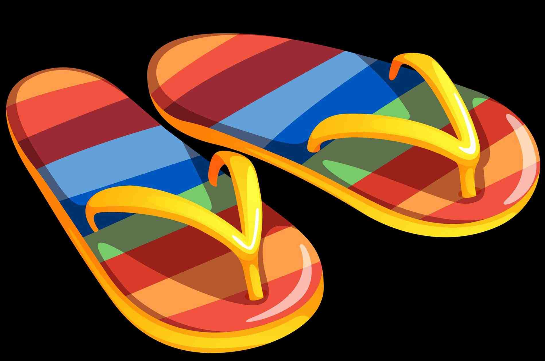 1899x1256 Slippers Clipart Sandals Club Penguin Wiki Fandom Powered By Wikia