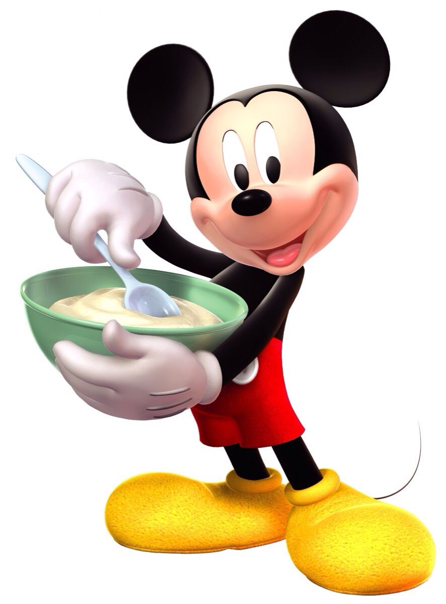 887x1200 Baking Time Mickey Mice, Mickey Mouse And Disney