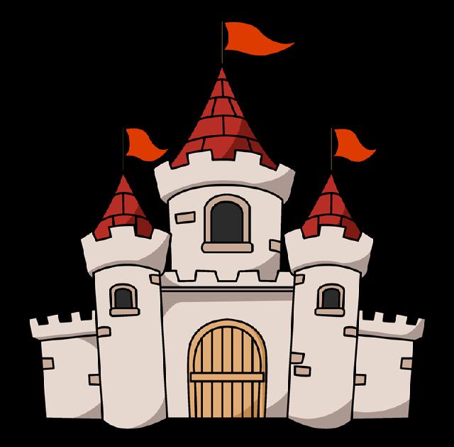 640x629 The Top 5 Best Blogs On Vintage Castle Clipart