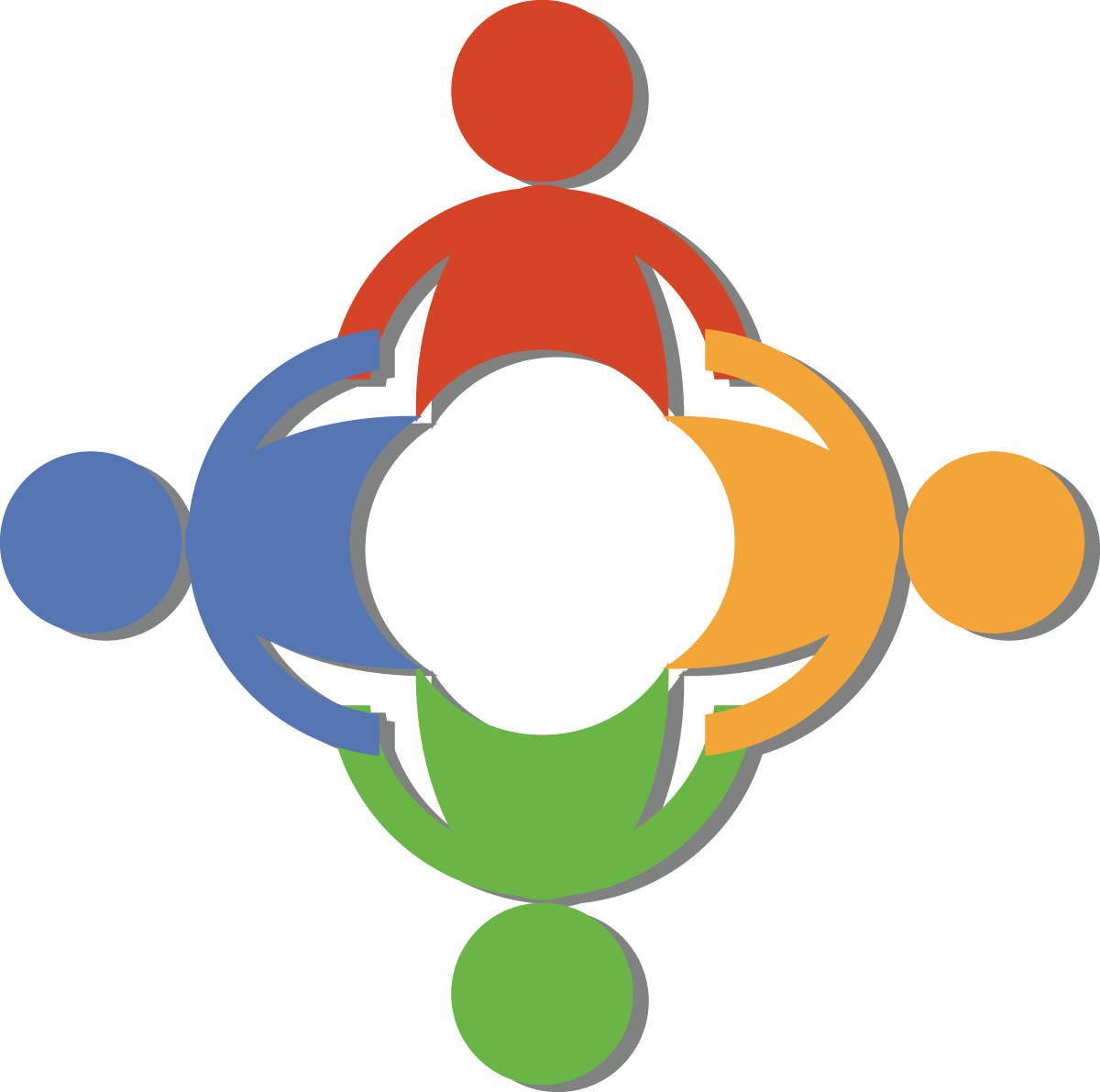 1200x1191 Free Teamwork Clip Art Of A Circle Of Diverse People Holding Hands