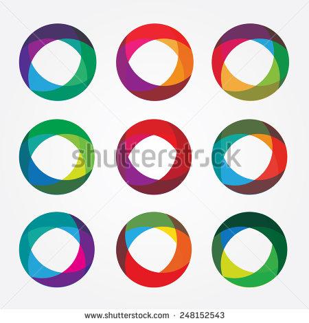 450x470 Circle Clipart Shape Design
