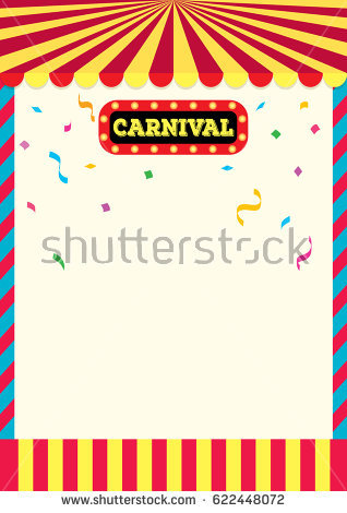 318x470 Circus Clipart Borders Circus Tent Border Stock Images Royalty