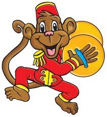 210x230 Circus Monkey Clipart Circus Monkey Clipart 1