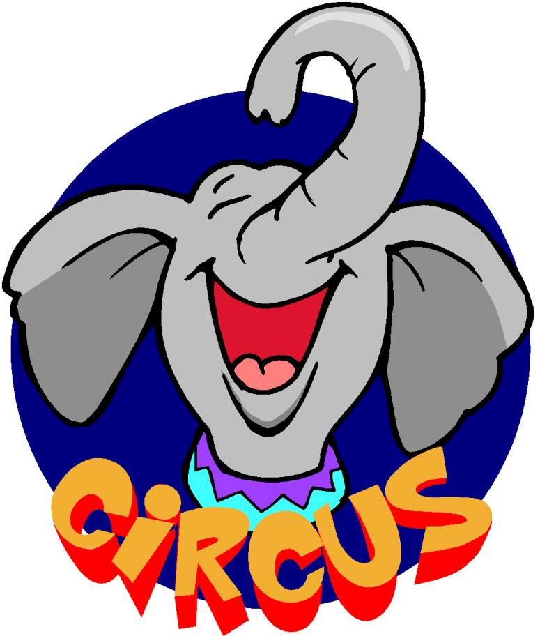 775x912 Circus Theme Cliparts