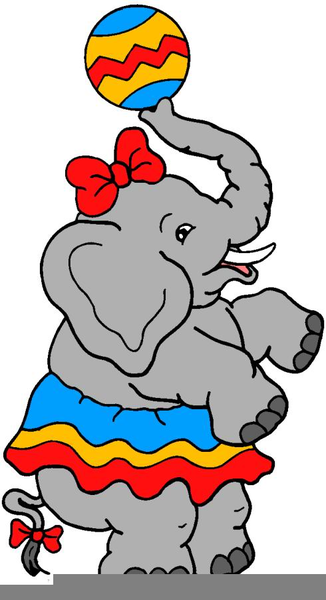 326x600 Free Circus Elephant Clipart Free Images