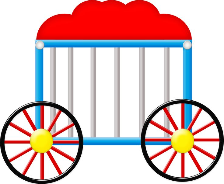 736x605 Cage Clipart Circus