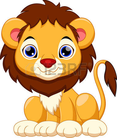 381x450 Mountain Lion Clipart Circus Lion