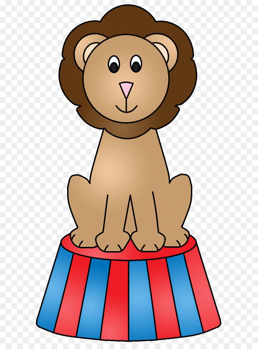 900x1220 Lion Taming Circus Clip Art