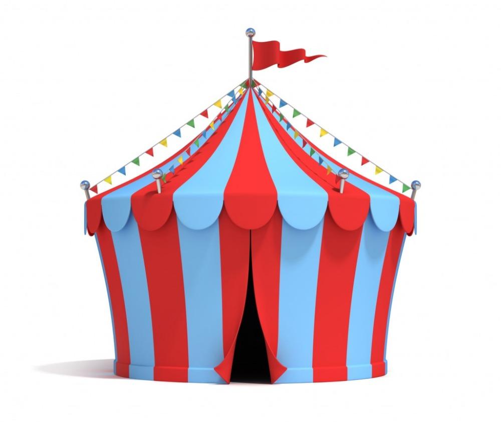 1000x842 Circus Tent Frees Circus Clipart