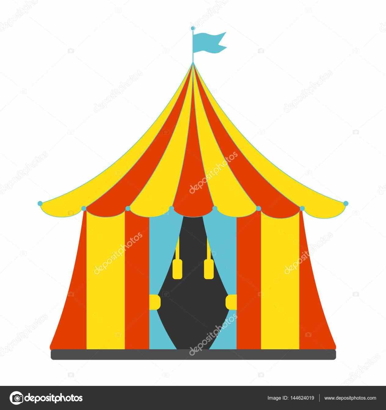 Circus Tent Clipart at GetDrawings.com | Free for personal use ...