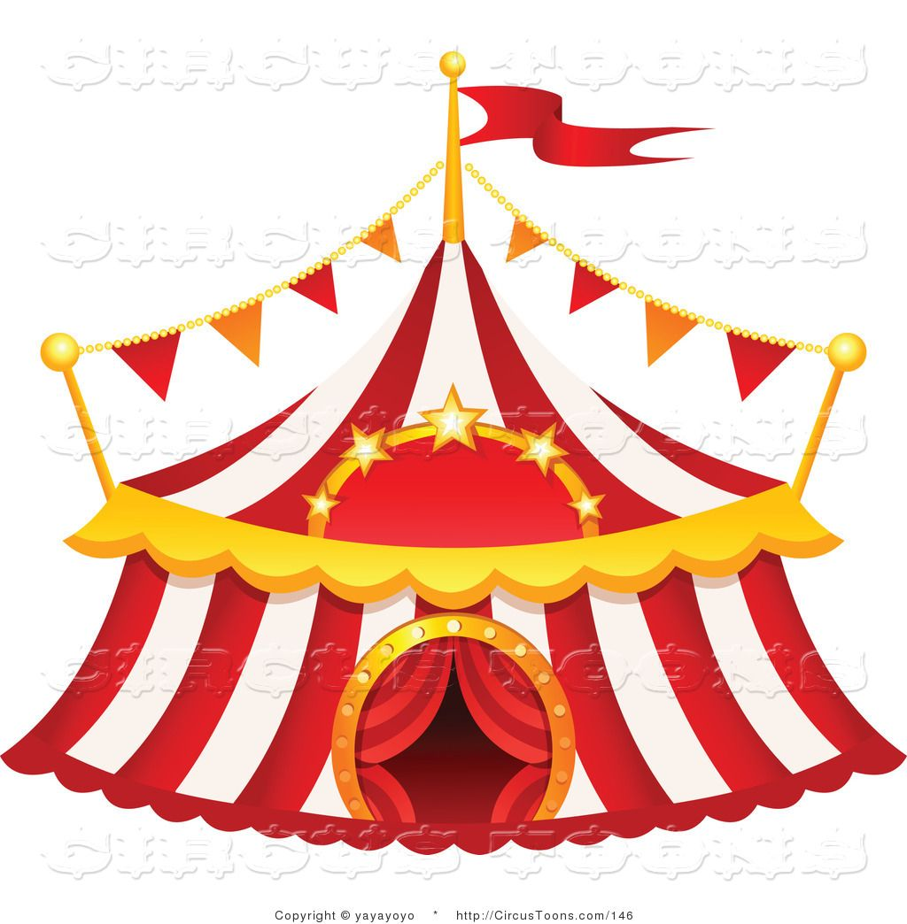 1024x1044 Circus Pictures Clip Art Circus Clipart Of A Red And White