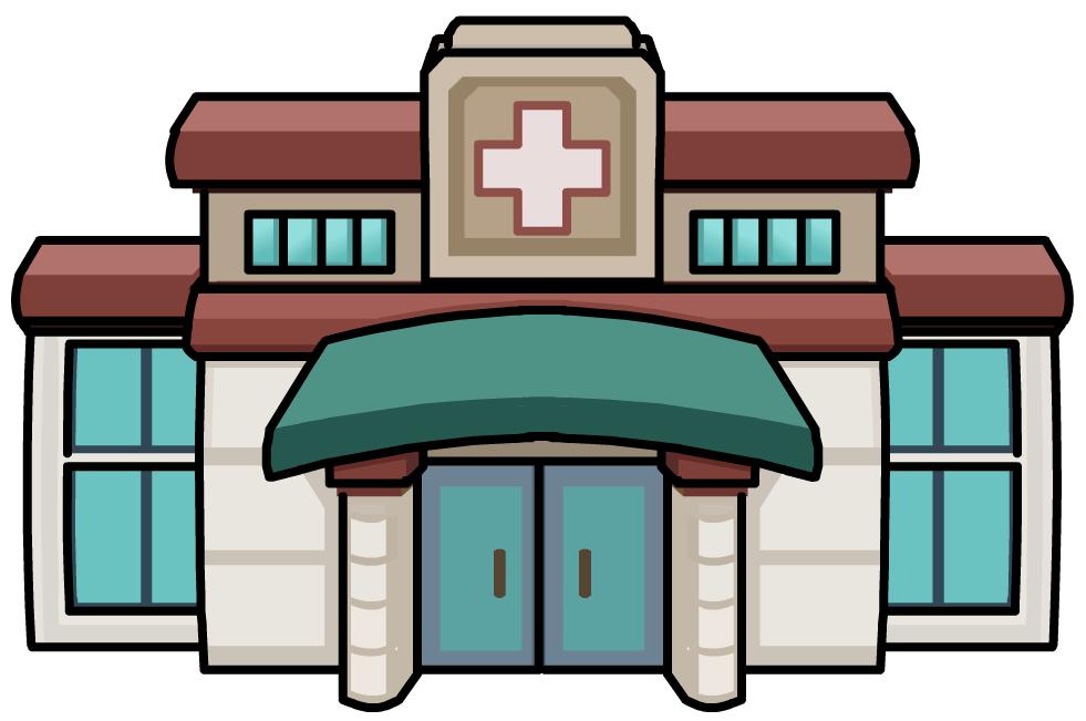 981x651 Medical Building Clipart, Explore Pictures