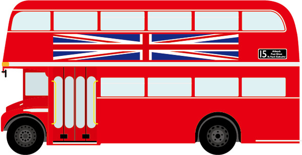 600x308 Bus Free Vector Download (283 Free Vector) For Commercial Use