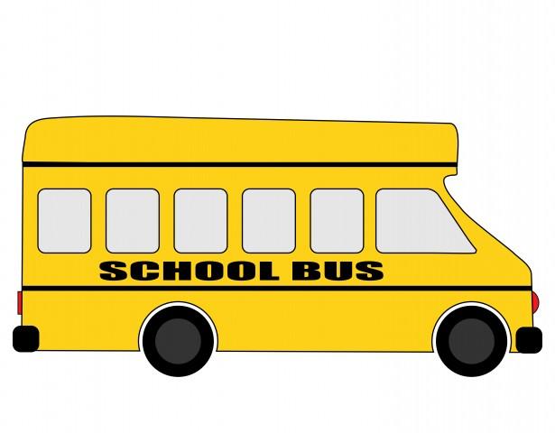 615x480 Cute School Bus Clip Art Free Clipart Images 2 Clipartix 3