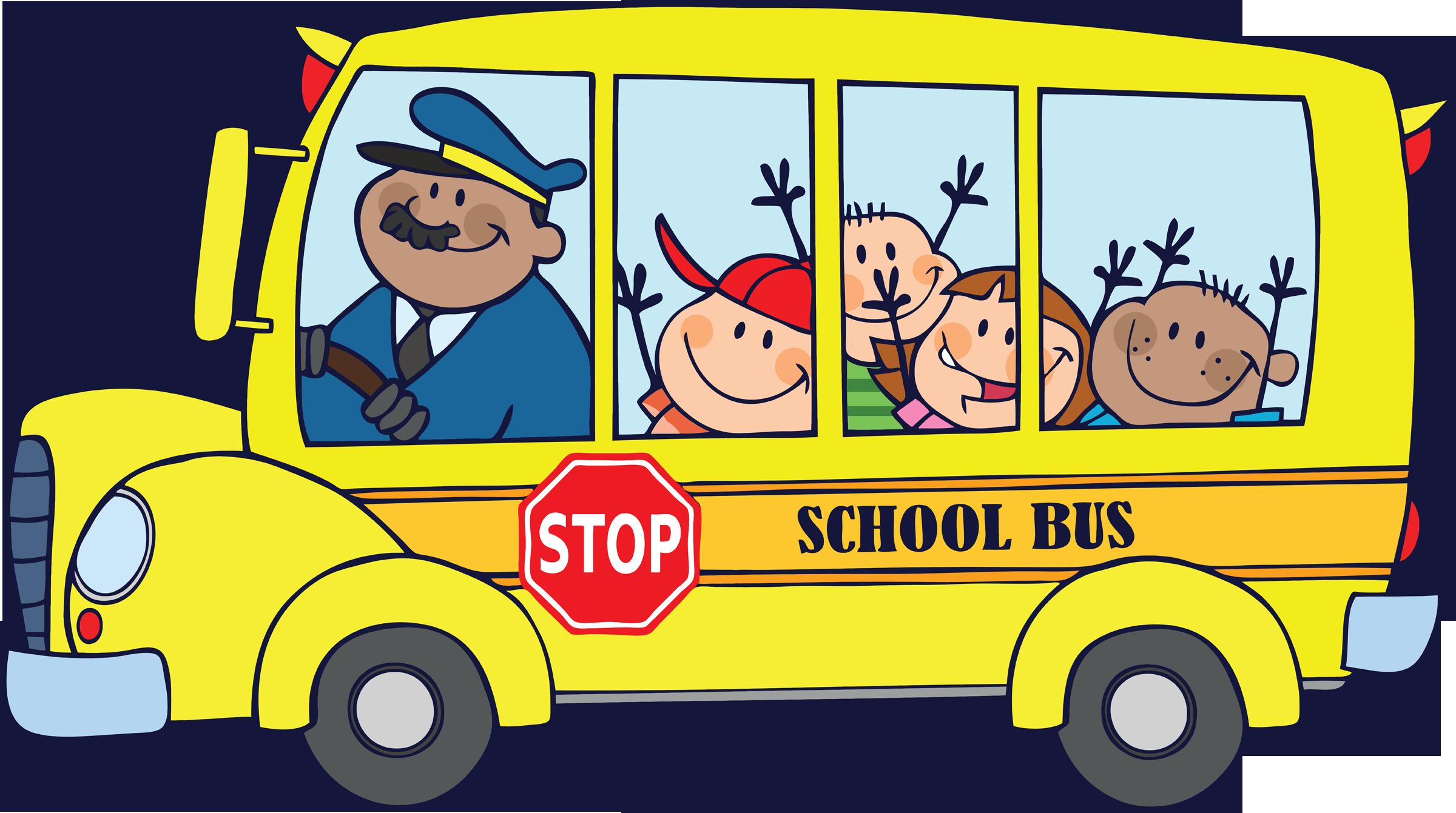 2400x1341 School Bus Driver Quotes Clipart Panda
