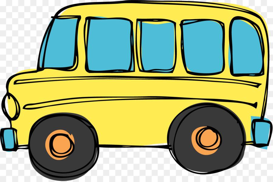 900x600 School Bus Clip Art