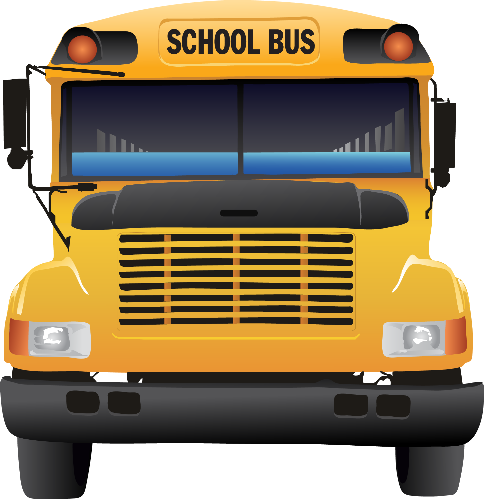 1942x2000 School Bus Clipart Free Clip Art Images Cliparts And Others
