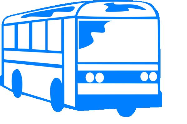 600x397 Bus Clip Art