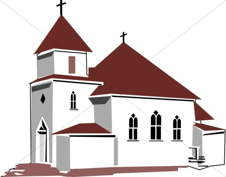 776x609 City Clipart Church Clipart