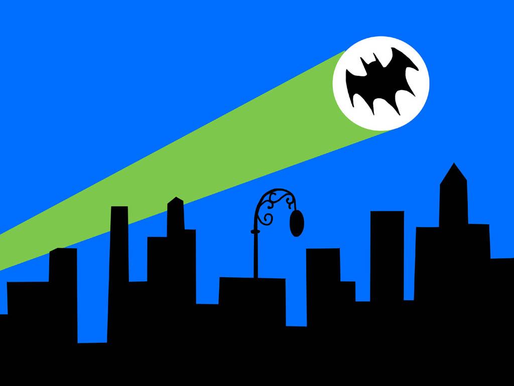 1024x768 Clip Art Gotham City Clip Art