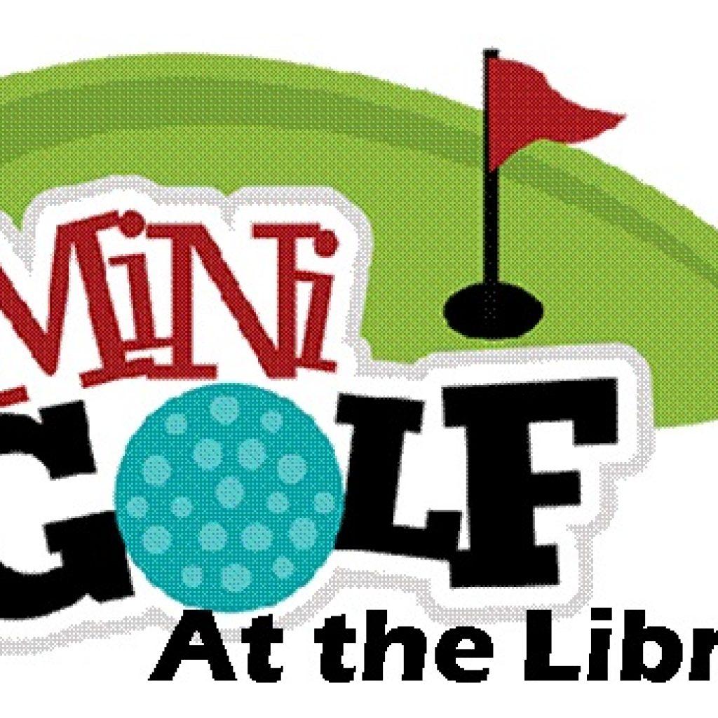 1024x1024 Mini Golf Clip Art Teacher Clipart