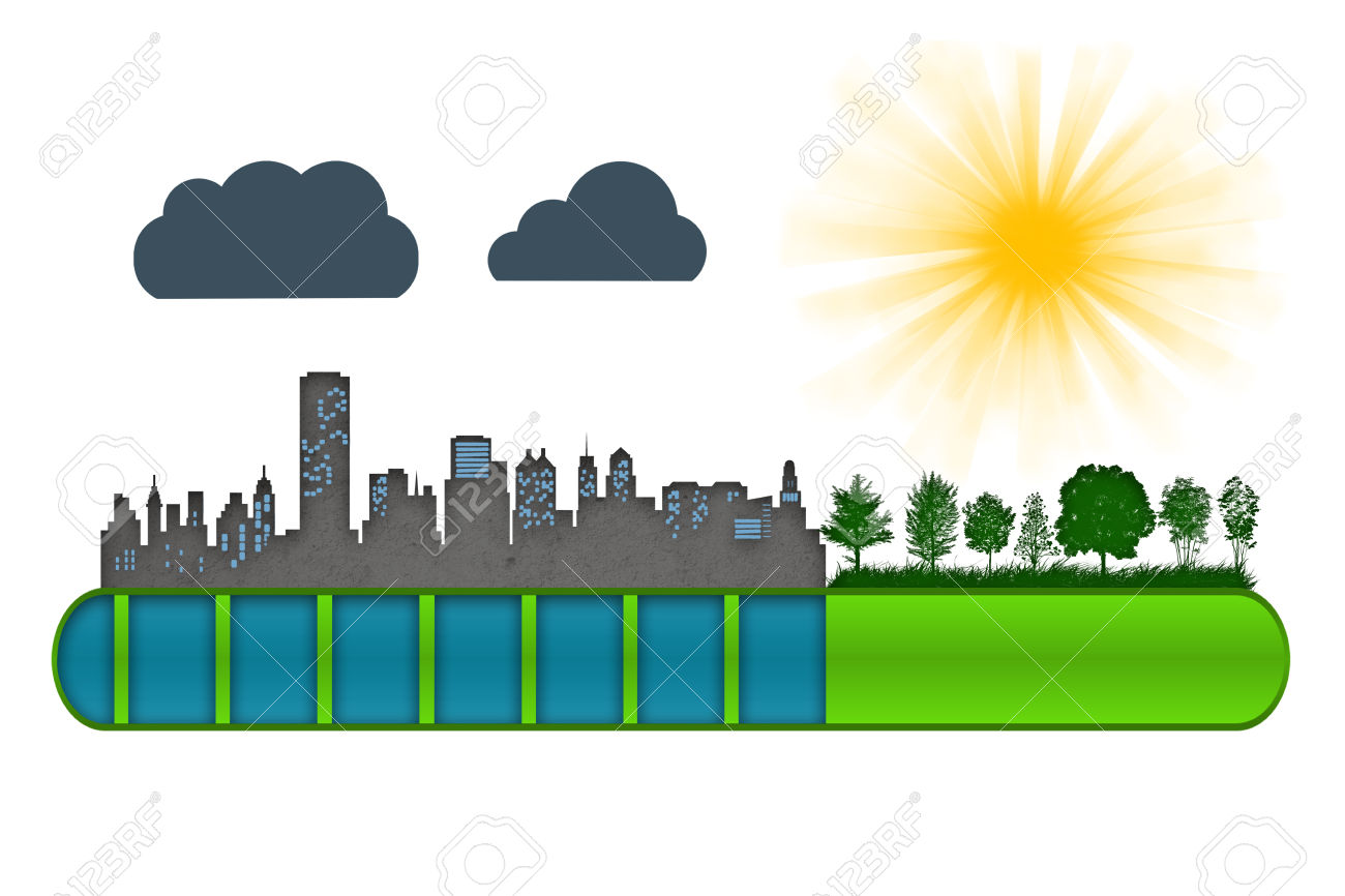1300x866 City Clipart Urbanization
