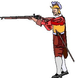 256x266 Civil War Clipart War 1812