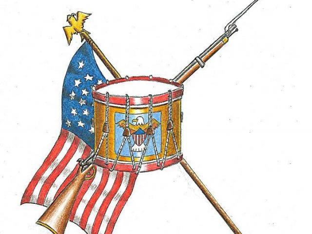 640x480 Civil War Clipart Confederacy