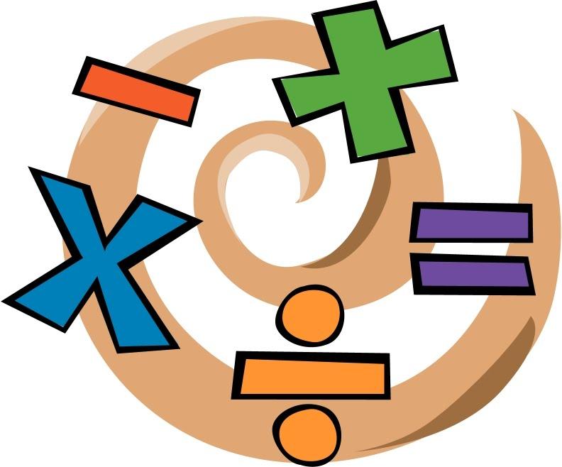 792x658 Math Class Clipart Math Symbol Clipart