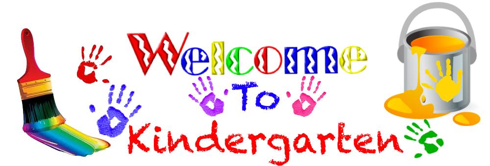 1000x340 Kindergarten Clip Art Free 2