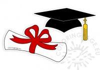200x140 Diploma Clip Art Graduation Clipart Graduate Class Of 2017 Cap