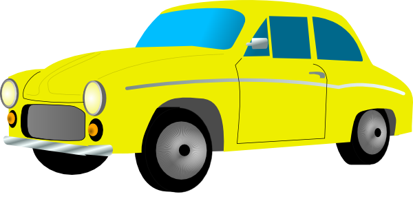 600x292 Car Free To Use Clip Art 3