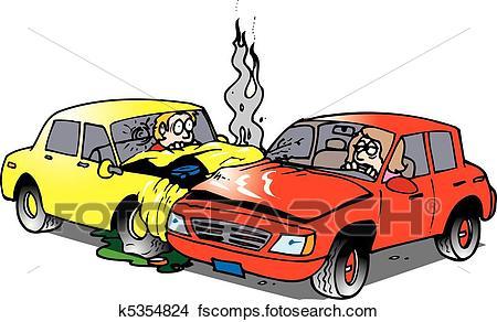450x292 Clipart Car Wreck