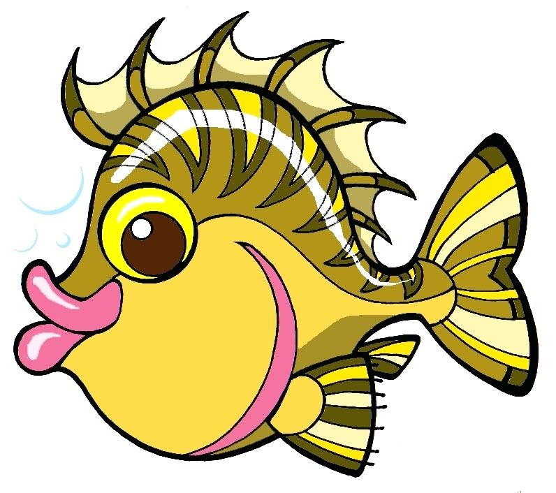 796x706 Kissing Fish Clip Art Cartoon Poster Illustration Vector Cartoon