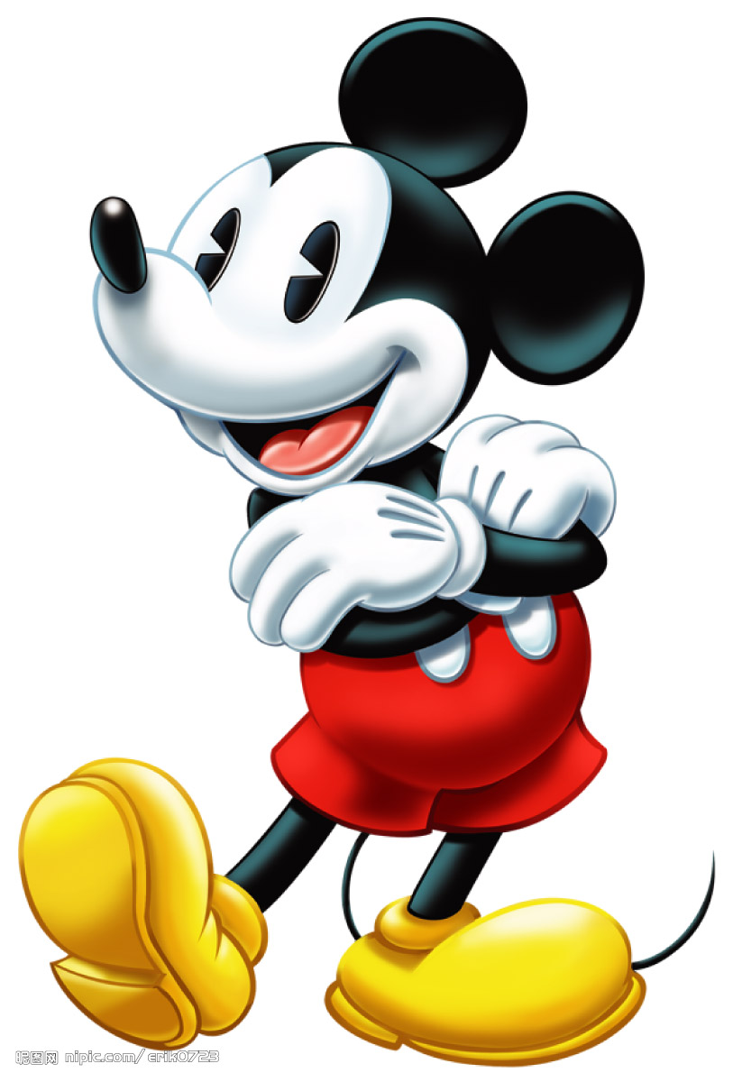813x1200 Mickey Mouse Clipart Classic 3710535