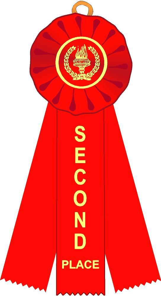 544x998 2nd Place Ribbon Clip Art Place Ribbon Clip Art Classic Three
