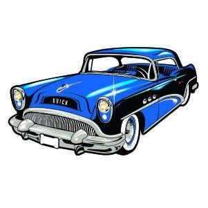 301x301 Beautiful Car Show Clip Art