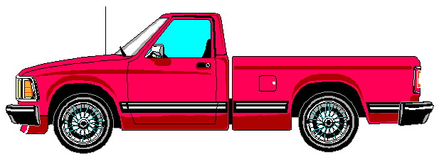 617x224 Red Clipart Pick Up Truck Free Collection Download And Share Red
