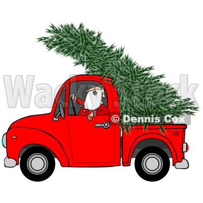 400x400 Truck Clip Art For Christmas Fun For Christmas