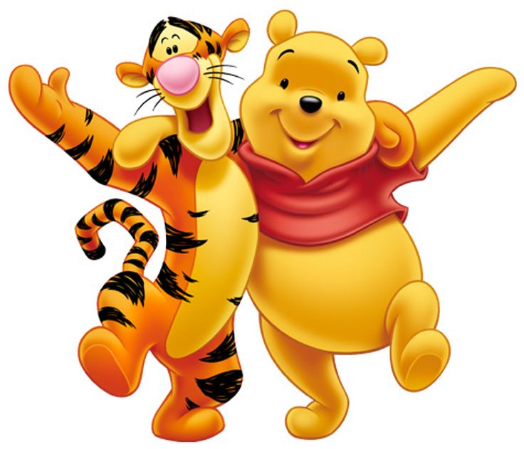 Classic Winnie The Pooh Clipart